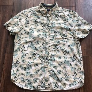 J Crew button up. Size L. In great condition.